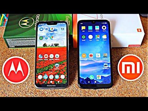 Xiaomi Redmi 7 Vs Motorola Moto G7 Power I Speed Test