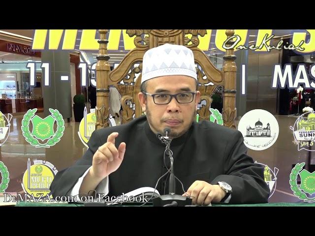 20180511-SS Dato Dr Asri-PS5_Tazkiyatunafs_Niat Penentu Segala