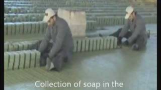 How Lorbeer Aleppo Soap is made / savon d