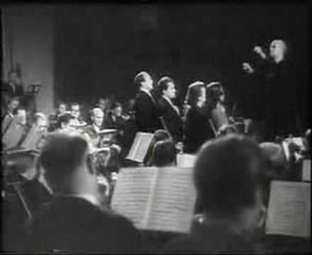 Wilhelm Furtwangler conducts 1950