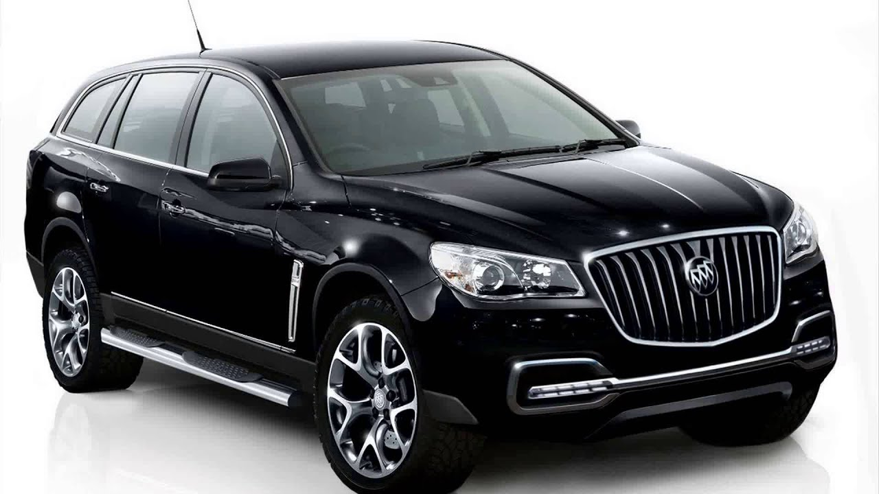 speed cars enclave top buick