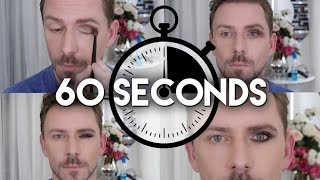 60 SECOND LIFE CHANGING EYESHADOW TIP!!!!