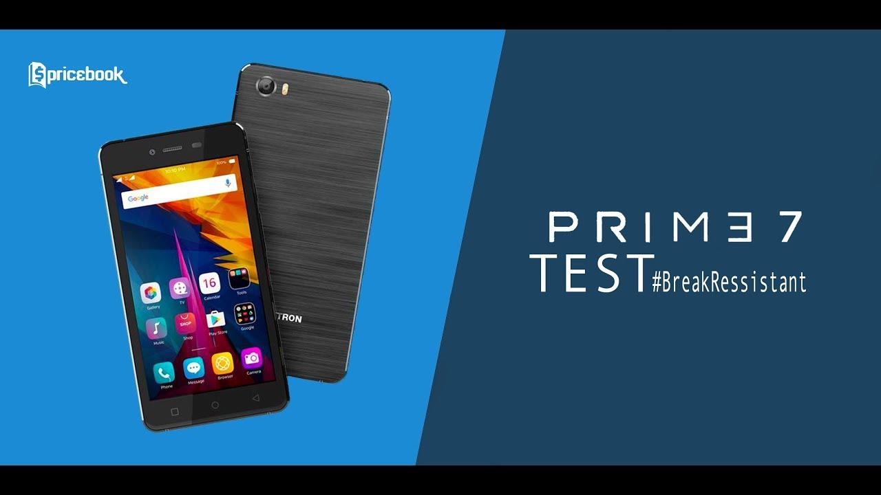 Polytron Prime 7 Smartphone Karya Anak Bangsa Testbreakressistant