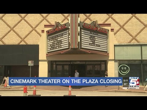 Cinemark Theater On The Plaza Closing