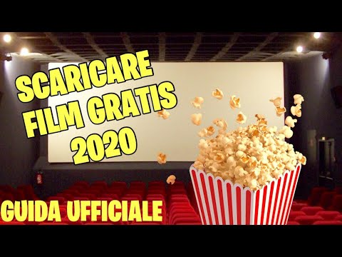 Come Scaricare Film Gratis ITA [2020]