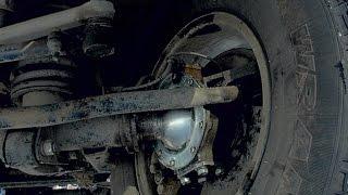 УазТех: Установка ГУР Mercedes на УАЗ 469