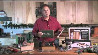 Part 1: Great Gift Ideas For Christmas 2010 By Scott Phillips Presented By Woodcraft