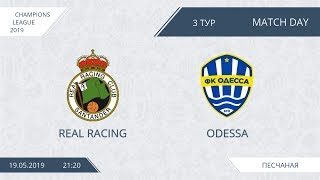 AFL19. Champions League. Day 3. Real Racing-Odessa