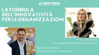 La formula dell'innovatività per le organizzazioni