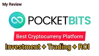 PocketBits | Best Cryptocurrency App | Free exchange | In India |Review in Tamil @TreatBoys