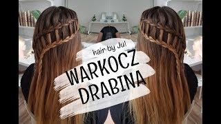Warkocz drabina - hair by Jul