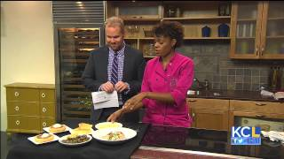 Making Bread Pudding With Magnolia's Chef Shanita