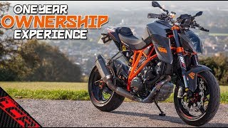 KTM Super Duke One Year Ownership Review | I