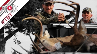 TBT - Same Day Bruisers: The Drury Brothers Bond Over Two Beautiful Bucks!