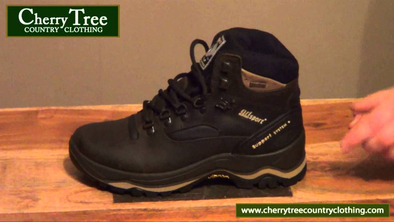 f1c40191359 Grisport Quatro Walking Boots - Italian made, lightweight boots