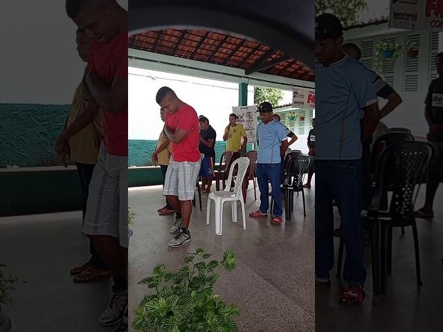 MISSA NO ABRIGO DA PASTORAL DE RUA