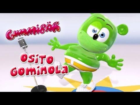 The Gummy Bear Song - Long Spanish Version - Gummibär