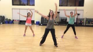 """""""Bailando"""" Enrique Iglesias feat. Sean Paul Zumba choreography"""
