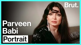 The Life of Bollỳwood Leading Lady Parveen Babi