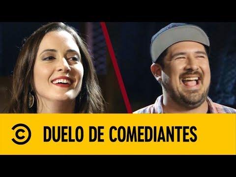 Alexis De Anda VS Juan José Covarrubias | Duelo De Comediantes | Comedy Central LA