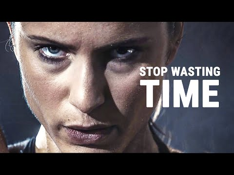 STOP WASTING TIME - Best Motivational Video