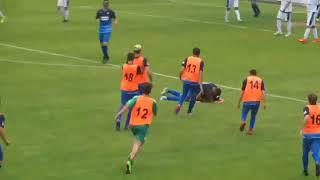 Serie D Girone E Seravezza P.-Albissola 1-2