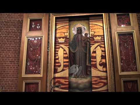 Fanfary we franciszkańskim Sanktuarium Matki Bożej Królowej w Gdyni