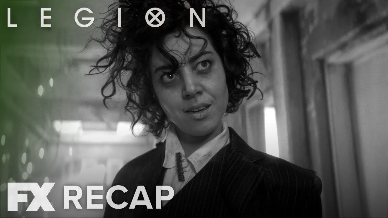 Download Legion   Season 1-2 Recap: The Many Sides of Lenny   FX