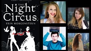 THE NIGHT CIRCUS LIVESHOW!! #THEBOOKCIRCUS Thumbnail