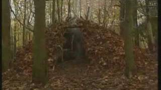 Country Tracks Episode 10 - Building a woodland shelter