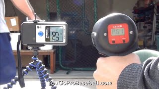 BEST (& most affordable) RADAR GUN for Baseball ⚾️ 🔫