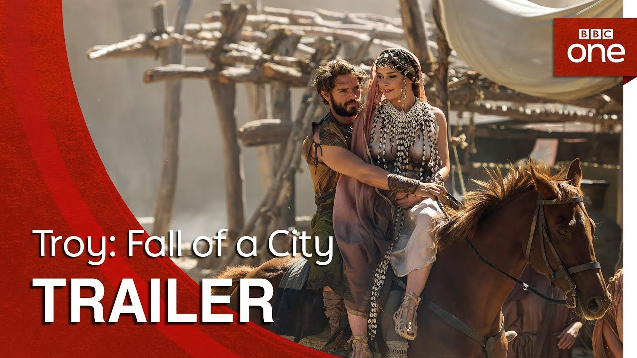 Troy: Fall of a City | Trailer - BBC One