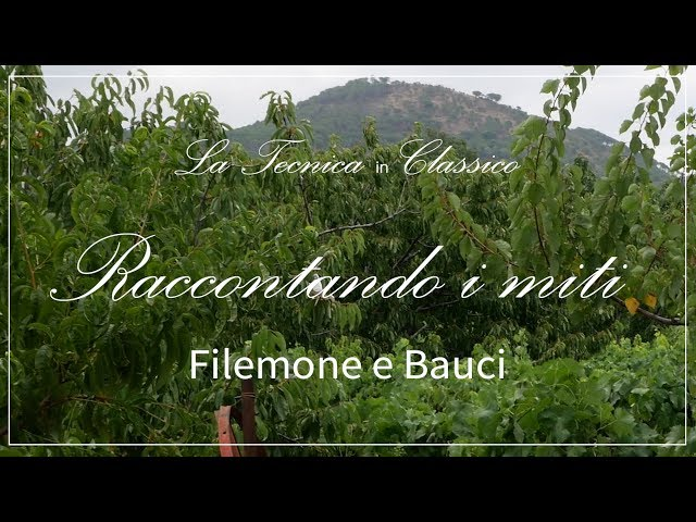 Filemone e Bauci / Raccontando i miti 06