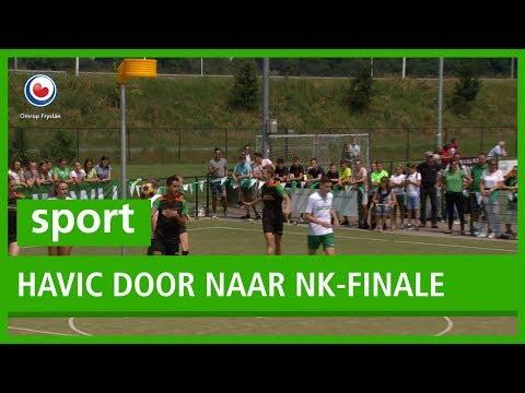 SPORT: Korfballers Havic door naar NK-finale