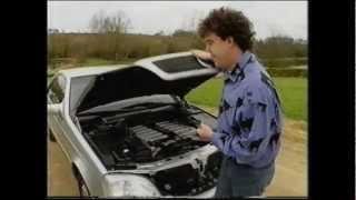 OLD TOP GEAR, (1993), MERC' 600 SEC, CAR DOMINOES, ALFA ROMEO 2900B, TOP GEAR RALLY, 1/2.
