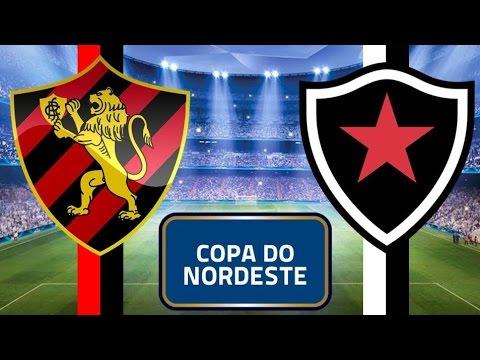 Sport X Botafogo Pb 23 03 2016 Copa Do Nordeste 2016 6 Rodada Do Grupo D Pes 2016 Youtube