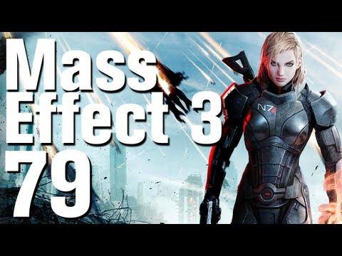 Mass Effect 3 Walkthrough Part 79 - Cronos Station