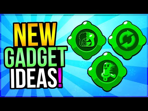 NEW 2nd GADGET Ideas For EVERY Brawler That Needs Them!