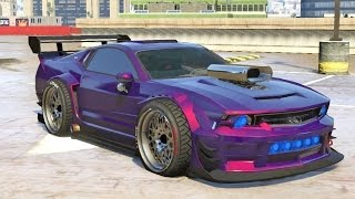 Making Awesome Modded Cars Ps3 Gta Online