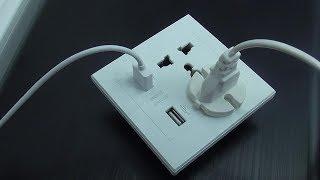 Розетка с USB Купить в Украине/Установка Розетки. Какие Купить Розетки