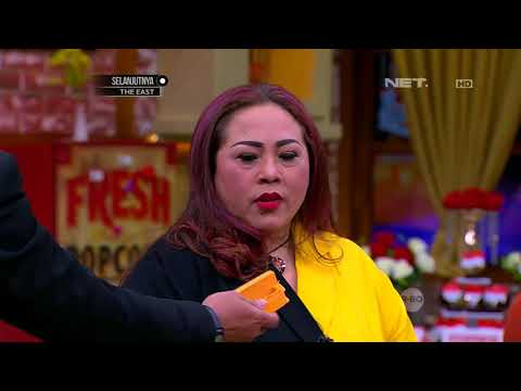 Nunung Kesenengan Didatengin Reza Rahadian - The Best of Ini Talk Show