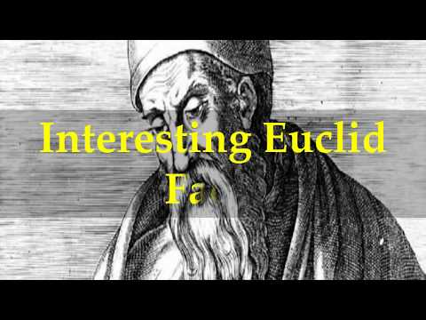 Interesting Euclid Facts