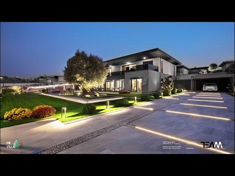 HB Villa | Mesa Yeşil Yaka | TEAM Proje Mimarlık
