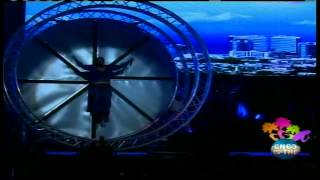 Machel Montano - Float (Trinidad Soca Monarch 2013).flv