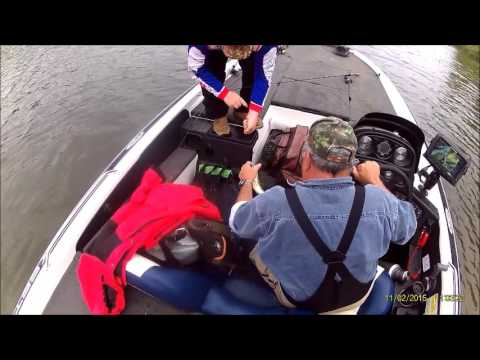 Bass fishing tournament on lake bob sandlin tx youtube for Lake bob sandlin fishing report