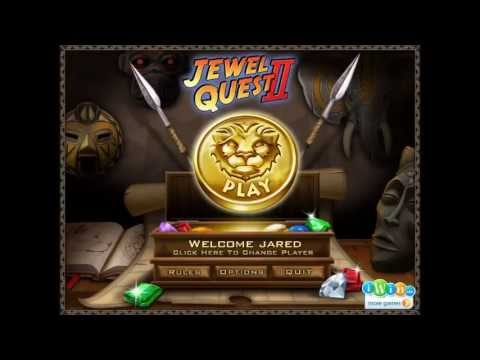 Iwin® Jewel Quest™ Online Party Music #1