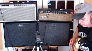 Fender Blackface Bandmaster vs Silverface Bandmaster Reverb