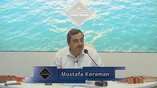 Mustafa Karaman - İmtihan ağır oldu mu Nimet de büyük geliyor demektir