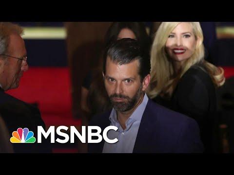 Donald Trump Jr. Tests Positive For Covid-19 | The ReidOut | MSNBC