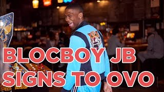 Is Blocboy JB Just Drake's New